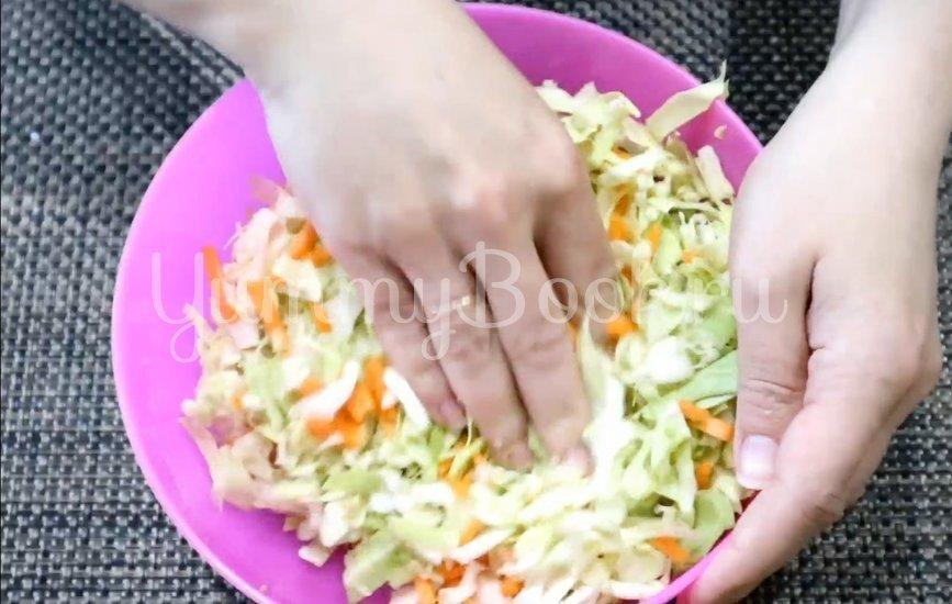 Овощная запеканка с курицей в духовке - шаг 2