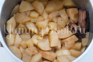Холодный яблочный суп - шаг 2