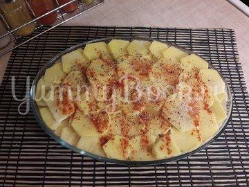 Картофельно-куриная запеканка с черносливом - шаг 12