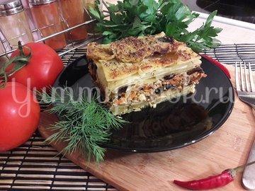 Картофельно-куриная запеканка с черносливом - шаг 15