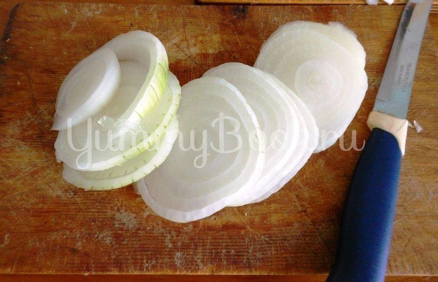Скумбрия кусочками, запечённая в духовке - шаг 4