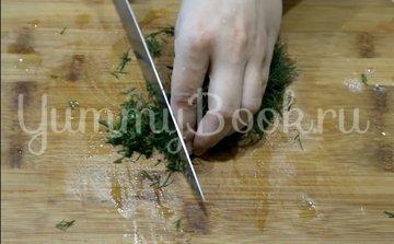 Молодой картофель с зажаркой и укропом - шаг 3