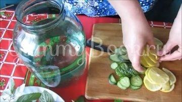 Вода Сасси для похудения и очищения организма - шаг 3