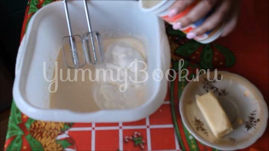 Домашнее печенье на сметане с вишней - шаг 2