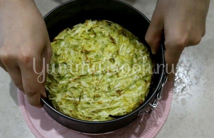Запеканка из капусты в духовке - шаг 5