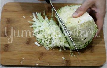 Запеканка из капусты в духовке - шаг 1