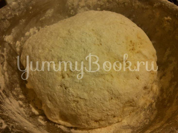 Пирожки в духовке, бездрожжевые - шаг 3