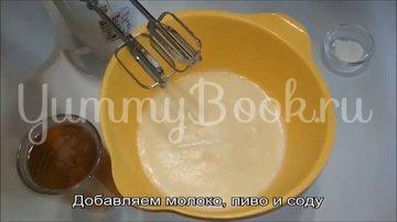 Блины на пиве с молоком - шаг 2