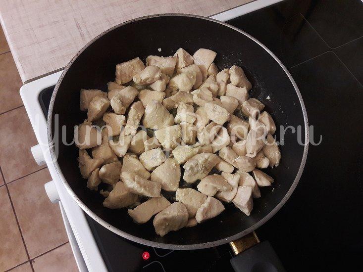 Куриное филе в горчично-медовой глазури - шаг 4