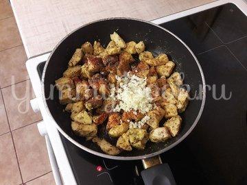 Куриное филе в горчично-медовой глазури - шаг 6