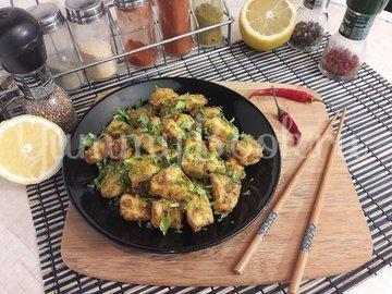 Куриное филе в горчично-медовой глазури - шаг 10
