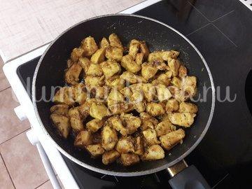 Куриное филе в горчично-медовой глазури - шаг 9