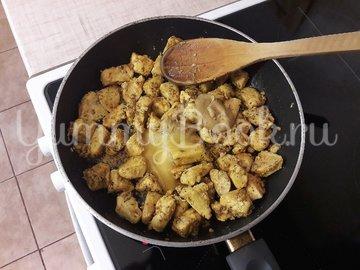 Куриное филе в горчично-медовой глазури - шаг 7