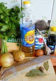 Паштейги из трески с сырным соусом - шаг 1