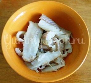 Паштейги из трески с сырным соусом - шаг 2