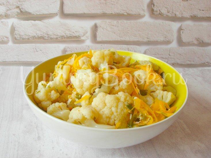 Закуска из цветной капусты - шаг 6