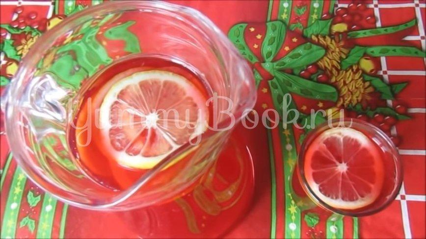 Вишневый лимонад - шаг 4