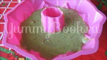 Кекс «Мохито» (Постный рецепт)  - шаг 3