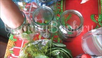Консервированные кабачки с кетчупом чили - шаг 2