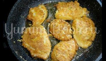 Сочная курица в кляре  - шаг 6