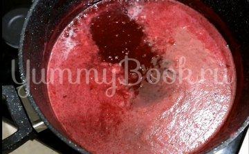 Джем-желе из красной смородины - шаг 4