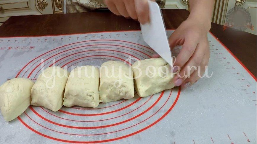 Мини пиццы из пышного теста - шаг 5