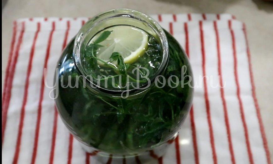 Лимонад из лимона и мяты - шаг 2