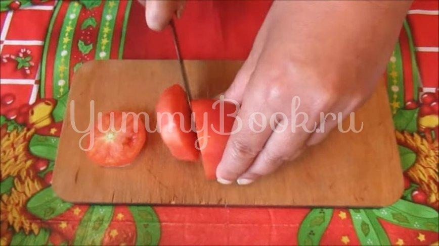 Маринованные помидоры - шаг 2