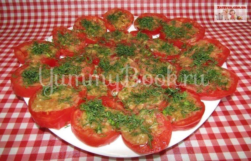 Маринованные помидоры - шаг 4