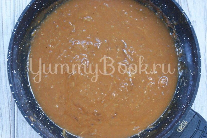 Кисло-сладкий апельсиновый соус - шаг 4