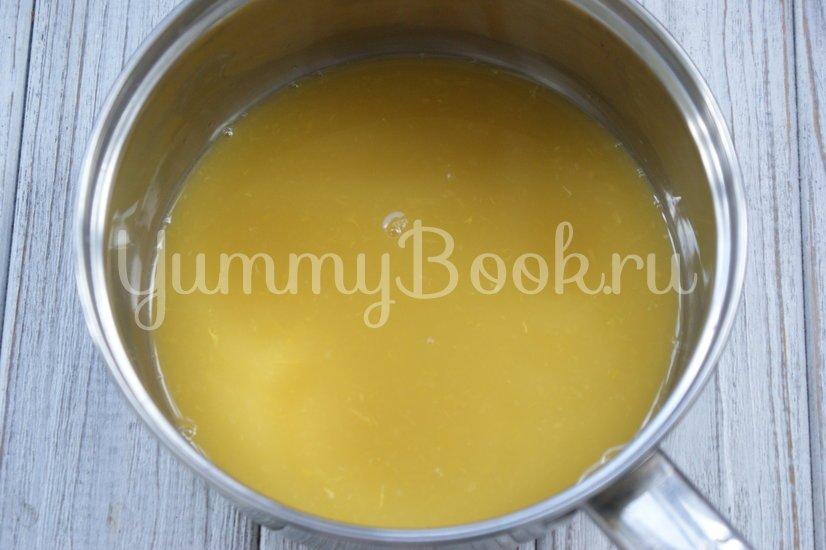 Сладкий апельсиновый соус - шаг 1