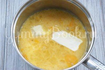 Сладкий апельсиновый соус - шаг 3
