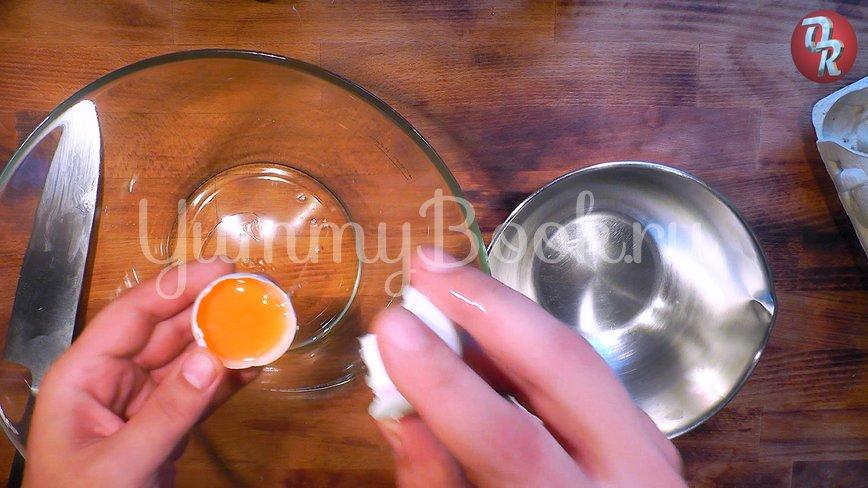Творожные пирожные с фруктами - шаг 3