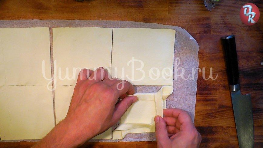Творожные пирожные с фруктами - шаг 1