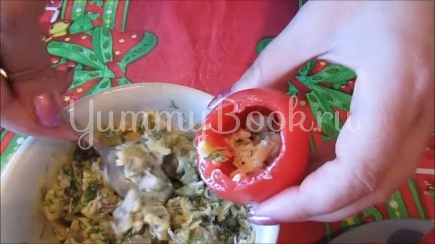 Баклажаны в помидорах - шаг 5