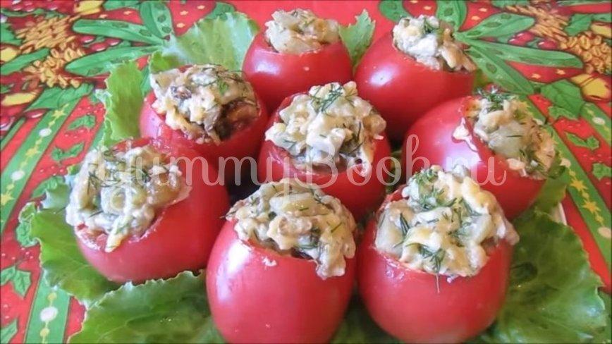 Баклажаны в помидорах - шаг 6