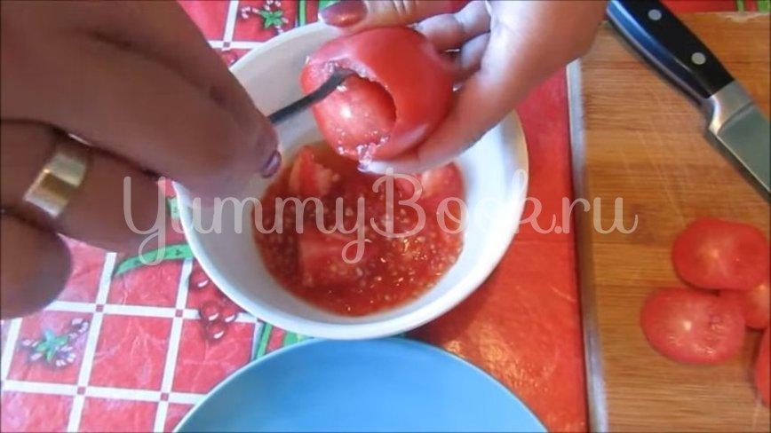 Баклажаны в помидорах - шаг 3