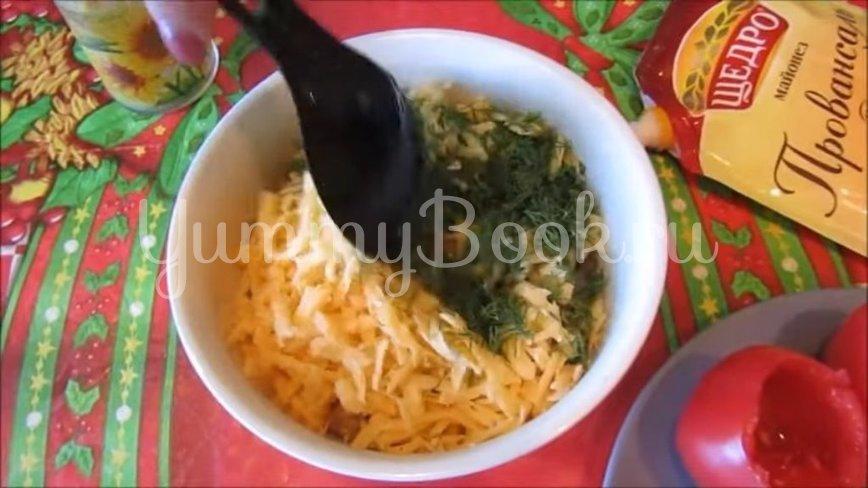 Баклажаны в помидорах - шаг 4