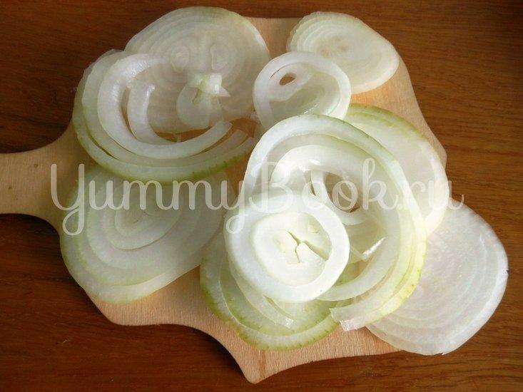 Линь, фаршированный грибами, запечённый в фольге - шаг 10