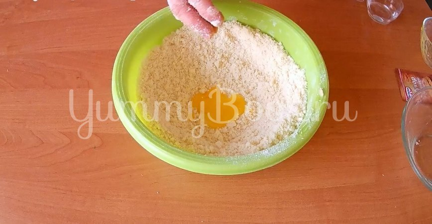 Домашнее коричное печенье - шаг 2