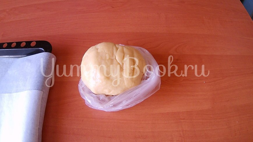 Домашнее коричное печенье - шаг 3