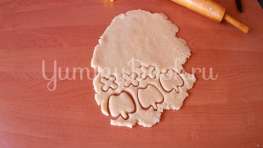 Домашнее коричное печенье - шаг 4