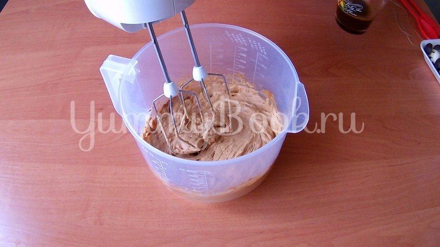 Орехово-кофейный торт на День рождения - шаг 5