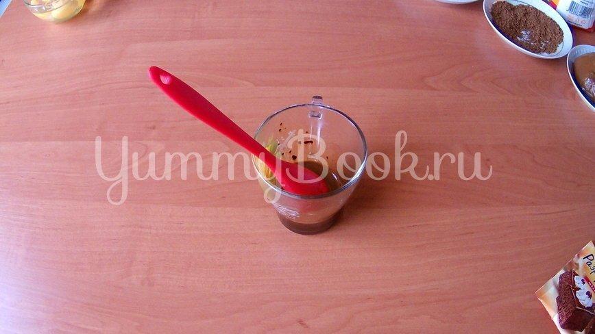 Орехово-кофейный торт на День рождения - шаг 1