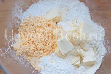 Рассыпчатое печенье на желтках - шаг 3