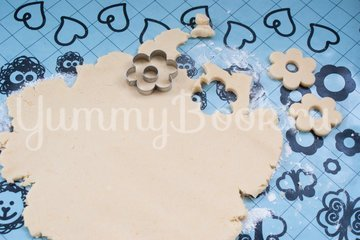 Рассыпчатое печенье на желтках - шаг 5