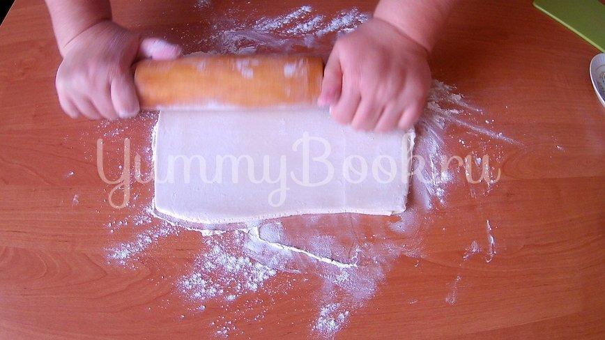 Луковый пирог без заморочек  - шаг 3