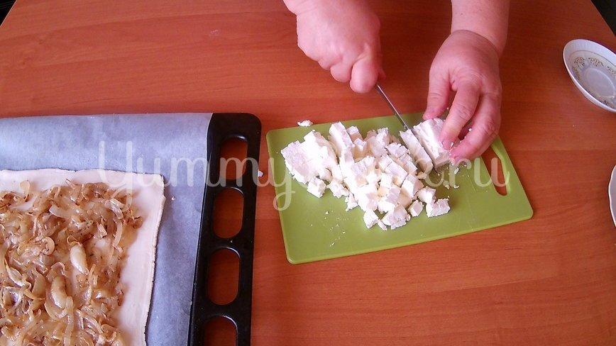 Луковый пирог без заморочек  - шаг 4