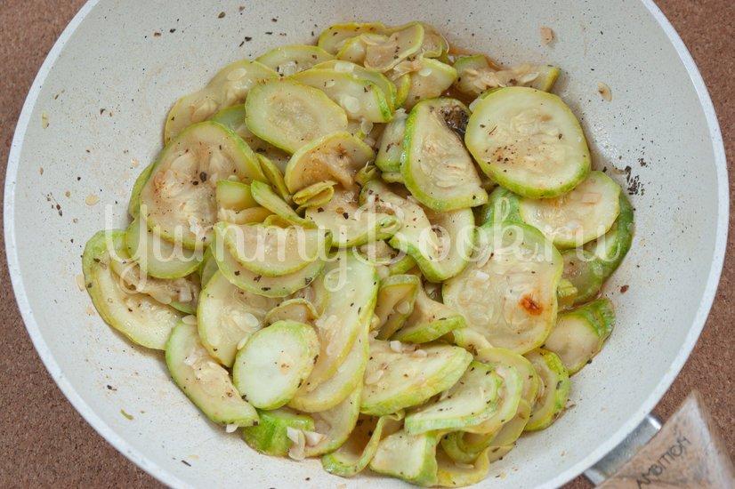 Салат с макаронами и сыром фета - шаг 3