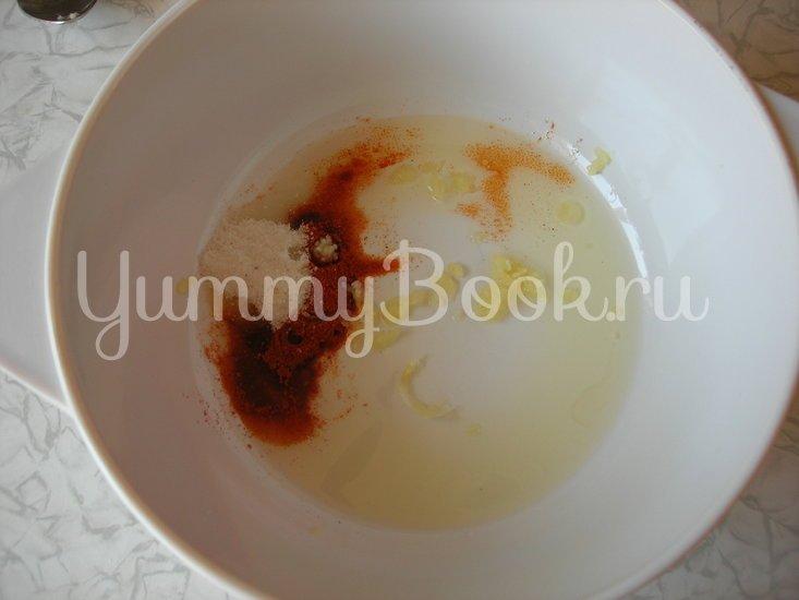 Картофель Фри в духовке  - шаг 2